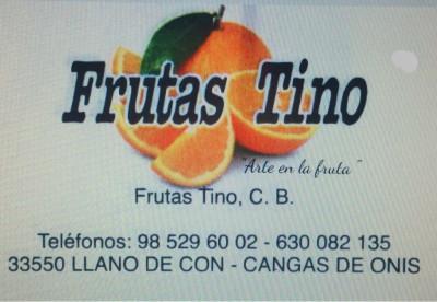 Frutas Tino